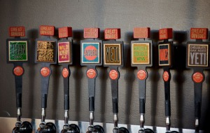 Great Divide Tap Handles
