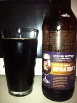 Widmer Brothers Raspberry Imperial Stout '12